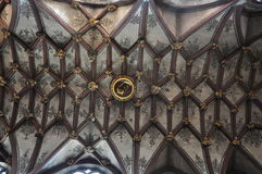 Bern-Kathedrale Lizenzfreie Stockbilder