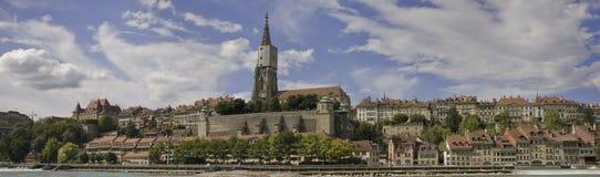 Bern-Kirche Lizenzfreies Stockfoto