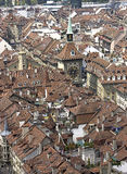Bern. Old city 2 Royalty Free Stock Photo