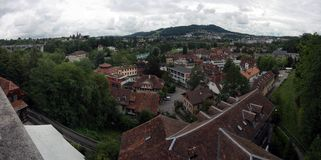 Bern panorama Royalty Free Stock Photos