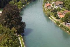 Bern river Stock Image