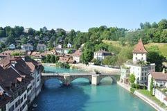 Bern Schweiz Royaltyfria Bilder
