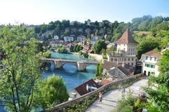 Bern Schweiz Royaltyfri Foto