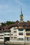 Bern skyline, Switzerland Royalty Free Stock Image