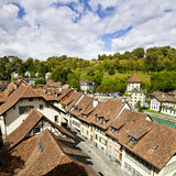 Bern Streets, Switzerland Stock Images