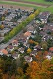 Bern Switzerland. Overlooking the town of Bern Switzerland from the Gurten Royalty Free Stock Photo