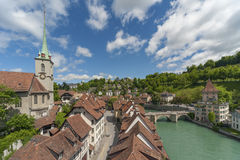 Bern, Switzerland. Royalty Free Stock Photos