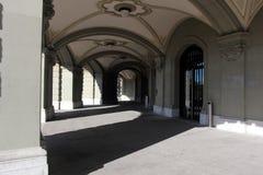 Bern, Switzerland. Historical part of Bern, Switzerland royalty free stock photo