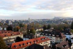 Bern, Switzerland. The view over Bern, Switzerland stock photo