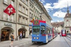 BERN, szwajcar Obrazy Royalty Free