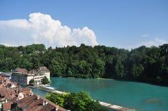 Bern, Szwajcaria Obrazy Royalty Free