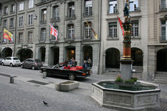 Bern, Szwajcaria Zdjęcie Royalty Free