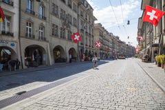 Bern, Zwitserland Stock Afbeelding