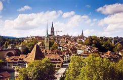 Bern, Zwitserland. Royalty-vrije Stock Afbeelding
