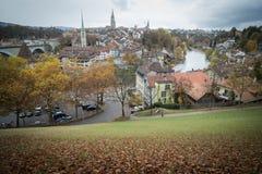 Bern, Zwitserland Stock Fotografie