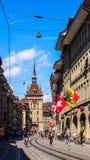 Berna Fotografie Stock