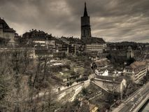 Berna antiquata Fotografie Stock