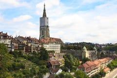 Berna, o capital de Switzerland. fotos de stock royalty free