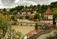 Berna, Suíça Fotografia de Stock Royalty Free