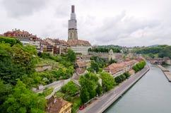 Berna, Suiza Imágenes de archivo libres de regalías
