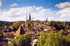 Berna, Suiza. imagen de archivo libre de regalías