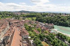 Berna in Svizzera Immagine Stock