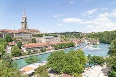 Berna in Svizzera Fotografia Stock Libera da Diritti