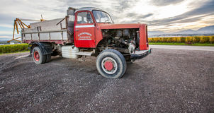 Berna Truck II Royalty Free Stock Photos