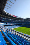 Bernabeu Stadium in Madrid Stock Images