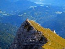 bernadeinspitze góra Zdjęcie Royalty Free