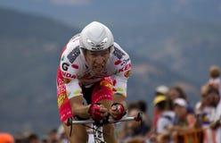 Bernard Van Ulden, USA Pro Cycling Challenge Stock Image