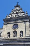 Bernardine Church and Monastery in Lviv, Ukraine Stock Images