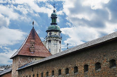 bernardine monaster Obrazy Stock