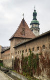 Bernardine monastery, Lviv, Ukraine Royalty Free Stock Images