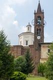 Bernate (米兰,意大利) 免版税库存照片