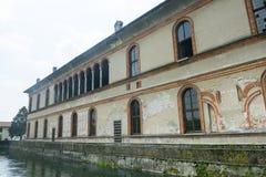 Bernate (Milán, Italia) Imágenes de archivo libres de regalías
