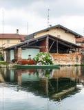 Bernate (Milan, Italy) Royalty Free Stock Image