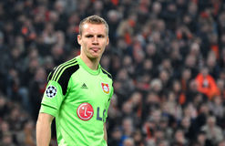 Bernd Leno Royalty Free Stock Photography
