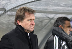 Bernd Schuster of Besiktas Stock Photography