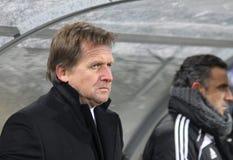 Bernd Schuster di Besiktas Fotografia Stock