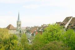 berne Швейцария стоковое фото rf