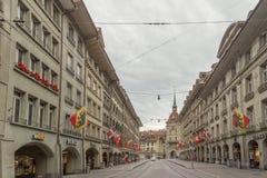 Berne centrale, Suisse photos stock