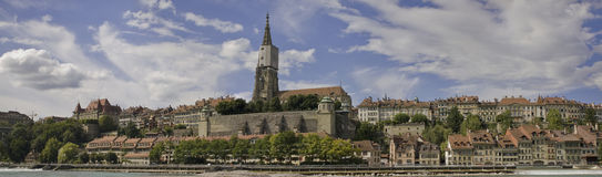 Berne Church Royalty Free Stock Photo