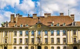 Berne Economisch Ontwikkelingsagentschap, een historisch gebouw stock fotografie