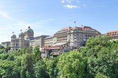 Berne i Schweiz Arkivbilder