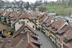 Berne - la Suisse Photos stock