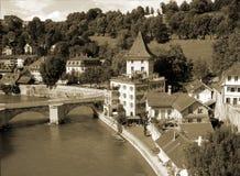 Berne, le capital de la Suisse Image libre de droits