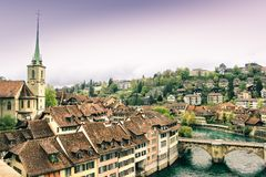 Berne, Suisse Photo stock
