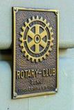 Berne, Suisse - 17 octobre 2017 : Organe de Rotary International image libre de droits