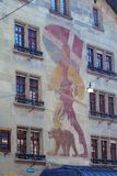 Berne, Suisse - 17 octobre 2017 : Symbolisme de la ville avec Image stock